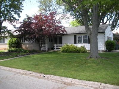 Franklin County Single Family Home For Sale: 3084 Mary Avenue