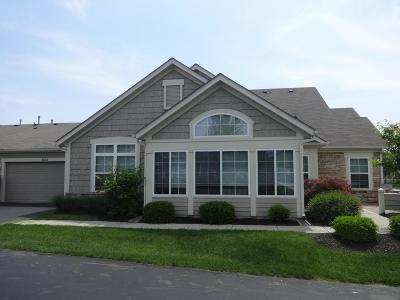 Hilliard Condo For Sale: 5222 Hayden Woods Lane