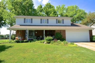 Westerville OH Single Family Home For Sale: $275,000