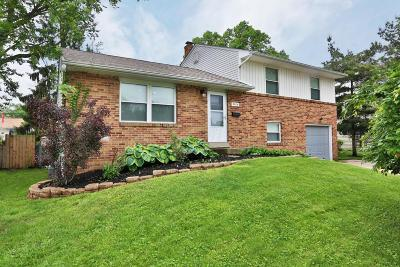 Franklin County Single Family Home For Sale: 3695 Homecomer Drive
