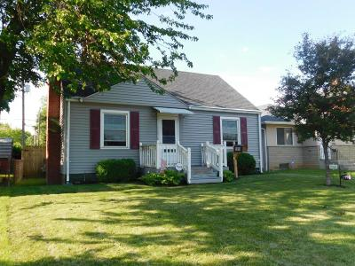 Franklin County Single Family Home For Sale: 1990 W Mound Street