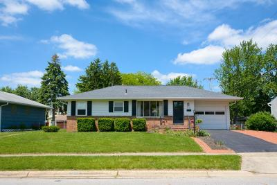 Franklin County Single Family Home For Sale: 2728 Dennis Lane