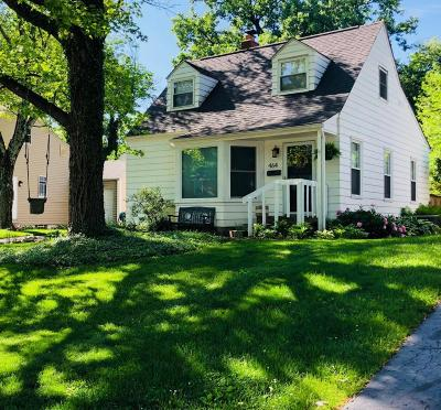 Worthington Single Family Home For Sale: 464 Colonial Avenue