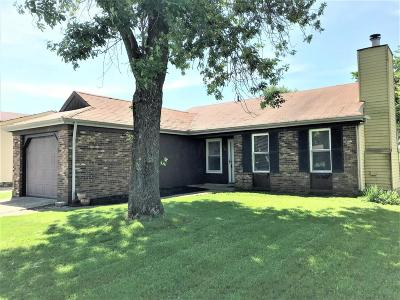 Galloway OH Single Family Home For Sale: $124,900