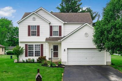 Pickerington OH Single Family Home For Sale: $237,000