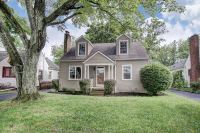 Clintonville Single Family Home For Sale: 32 E Weisheimer Road