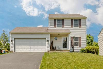 Delaware OH Single Family Home For Sale: $180,000