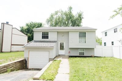 Reynoldsburg OH Single Family Home For Sale: $149,900