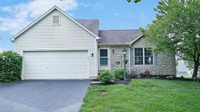 Pickerington OH Single Family Home For Sale: $209,000