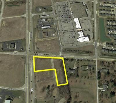Lewis Center Residential Lots & Land For Sale: 6519 Columbus Pike