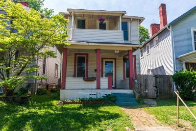 Columbus Single Family Home For Sale: 67 North Street