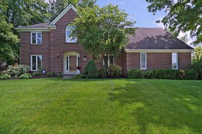 Westerville Single Family Home For Sale: 1173 Sea Shell Drive