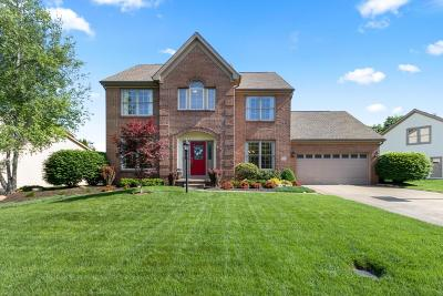 Westerville Single Family Home For Sale: 4845 St Andrews Circle #C
