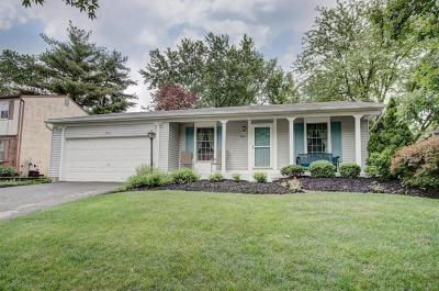 Dublin OH Single Family Home Contingent Finance And Inspect: $199,900