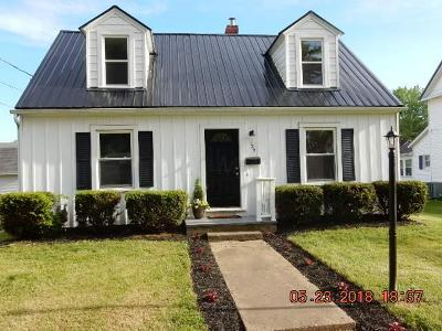 Fredericktown Single Family Home For Sale: 129 Salem Avenue
