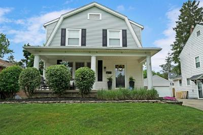 Columbus Single Family Home For Sale: 226 Irving Way