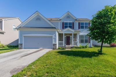 Groveport Single Family Home Contingent Finance And Inspect: 446 Shadow Run Drive