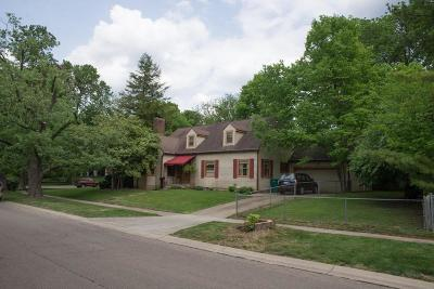 Dayton Single Family Home For Sale: 1484 Old Lane Avenue