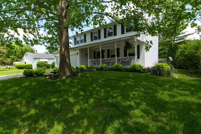 Grove City Single Family Home For Sale: 3608 Christopher Place