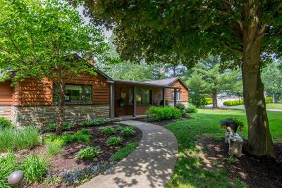 Delaware Single Family Home For Sale: 1922 Stratford Road