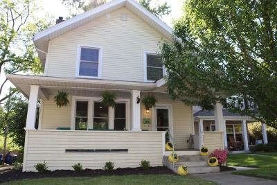 Clintonville Single Family Home For Sale: 2845 Findley Avenue