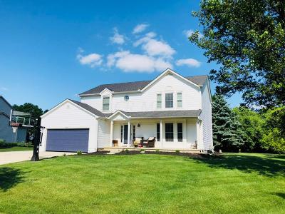 Grove City Single Family Home Contingent Finance And Inspect: 5468 Meadow Grove Drive