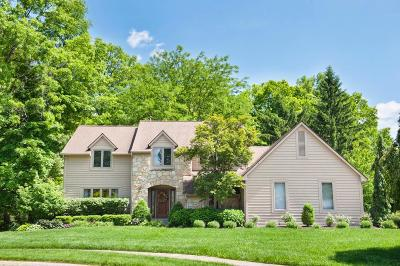 Powell Single Family Home For Sale: 168 Meadow Ridge Court