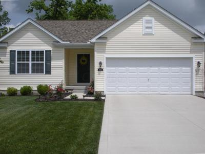 Grove City Single Family Home For Sale: 2016 Tranquility Court