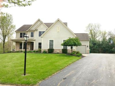 Blacklick Single Family Home Contingent Finance And Inspect: 7019 Bold Forbes Court