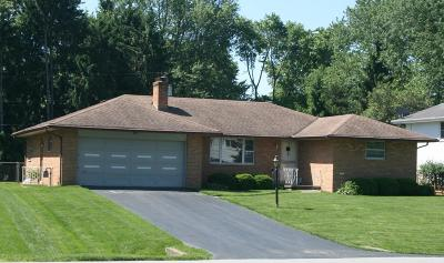 Hilliard Single Family Home For Sale: 3499 Darbyshire Drive