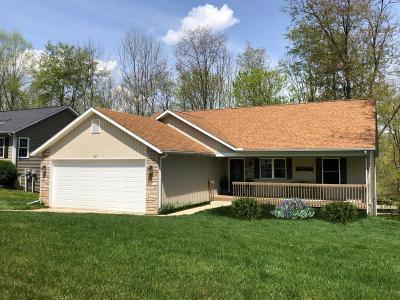 Howard Single Family Home Contingent Finance And Inspect: 547 Glenmonte Drive