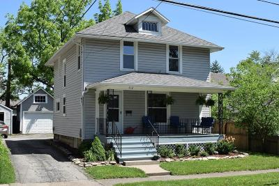 Union County Single Family Home For Sale: 412 W 6th Street