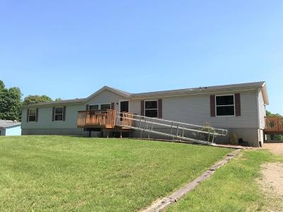 Nashport Single Family Home Contingent Finance And Inspect: 9750 Sidle Road