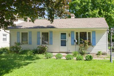 Columbus Single Family Home For Sale: 4758 Annhurst Road