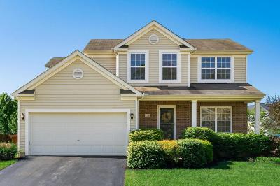 Delaware Single Family Home For Sale: 126 Winding Valley Drive