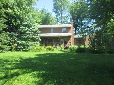 Single Family Home For Sale: 7464 Havens Corners Road