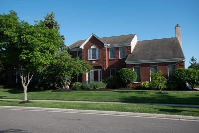 Dublin OH Single Family Home For Sale: $429,250