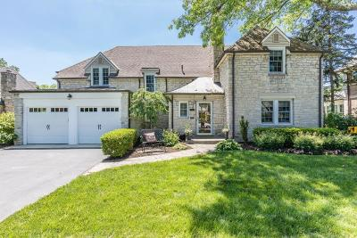 Upper Arlington Single Family Home Sold: 1923 Chatfield Road