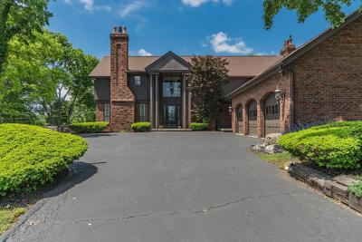 Upper Arlington Single Family Home Contingent Finance And Inspect: 2650 McCoy Road