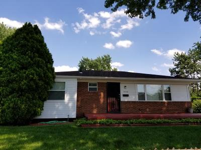 Single Family Home Sold: 1660 Newfield Road