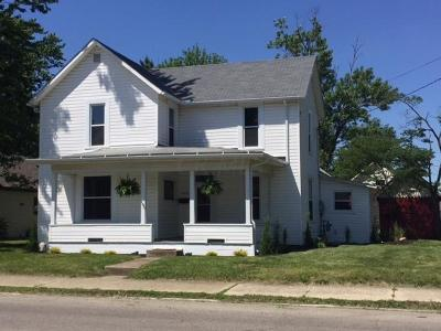 Union County Single Family Home For Sale: 444 W Main Street