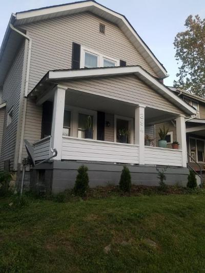 Columbus OH Single Family Home For Sale: $104,900