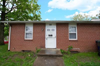 Columbus OH Multi Family Home For Sale: $179,000
