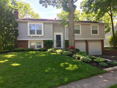 Dublin OH Single Family Home Contingent Finance And Inspect: $215,000