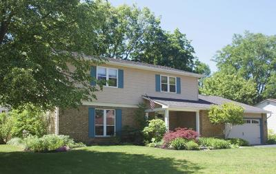 Westerville Single Family Home For Sale: 189 Bernadine Court