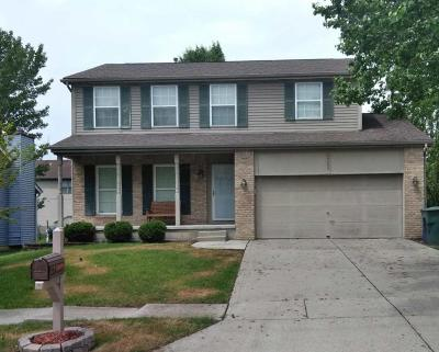 Pickerington Single Family Home For Sale: 3257 Long Cove Court