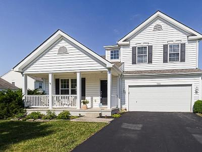 Westerville Single Family Home For Sale: 5933 Witherspoon Way