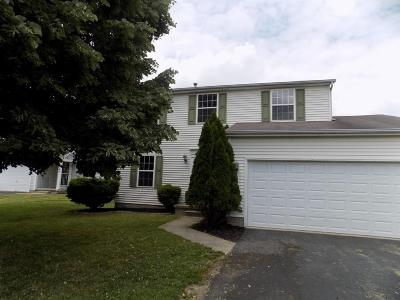 Canal Winchester Single Family Home Contingent Finance And Inspect: 6388 Kelsey Court