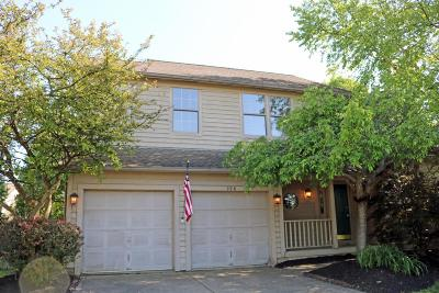 Westerville Single Family Home For Sale: 398 Canmore Court
