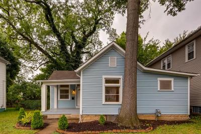 Columbus Single Family Home For Sale: 2631 Dayton Avenue